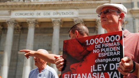 ¿Qué opinan de la eutanasia los españoles?
