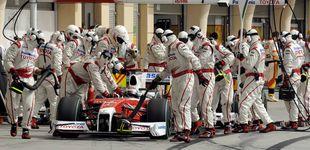 Post de  La gasolina en la F1: McLaren y Red Bull y sus nuevas 'novias' del petróleo