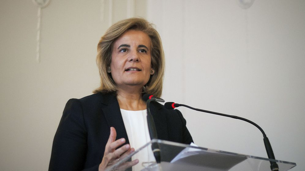 Foto: Fátima Báñez.