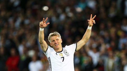 Alemania, primera en ganar por más de un gol, pero otra más que sufre