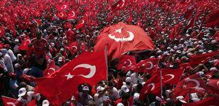 Post de Más de un millón de turcos en el mitin antigolpista convocado por Erdogan