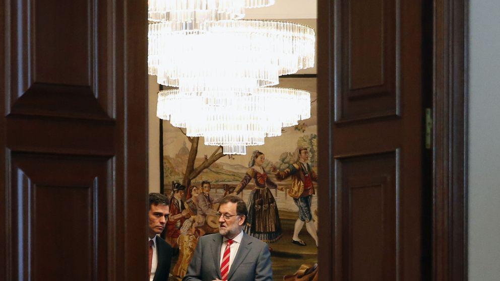 Rajoy negociará en secreto con PSOE y C's hasta la constitución del Congreso