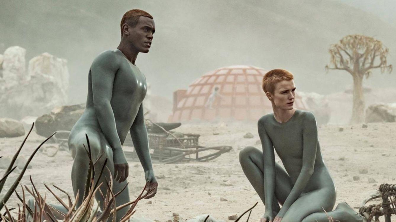 'Raised by Wolves' y 'Genera+ion', los grandes estrenos de ficción de esta próxima semana