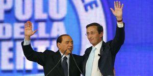 La pelea entre Berlusconi y Fini acaba con el sueño del bipartidismo italiano