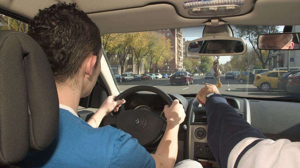 Foto: El examen de conducir es una dura prueba para muchas personas (Foto: dgt.es)