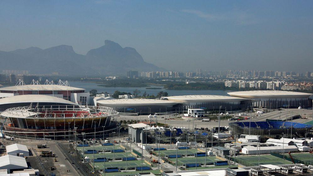 Foto: Imagen del Parque Olímpico de Río de Janeiro (Fabrizio Bensch/Reuters)