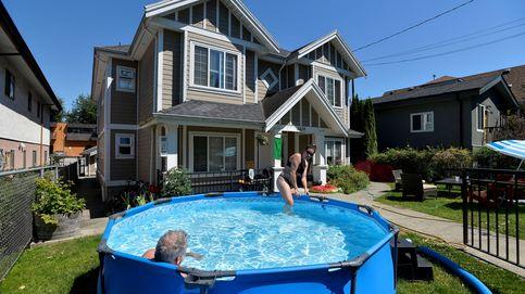 Canadá eleva a centenares las muertes por la ola de calor, que continuará toda la semana
