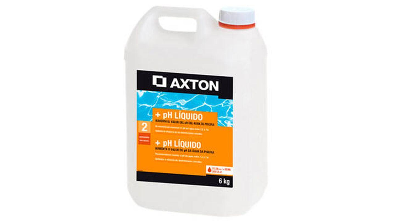 Elevador de pH piscinas de Axton