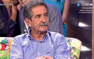 Miguel Ángel Revilla da oxígeno a 'Todo va bien'