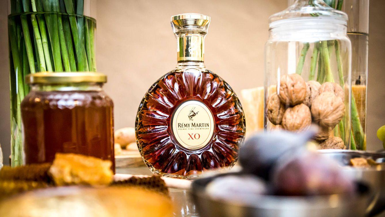 Foto: Imagen de la botella Rémy Martin XO.