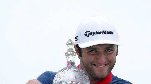 Rahm gana su segundo torneo como profesional... y 1 millón de euros