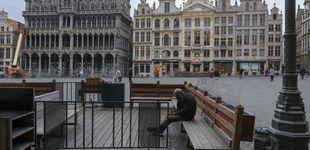 Post de Bélgica, el país con la peor curva de contagios de Europa, entra en semiconfinamiento