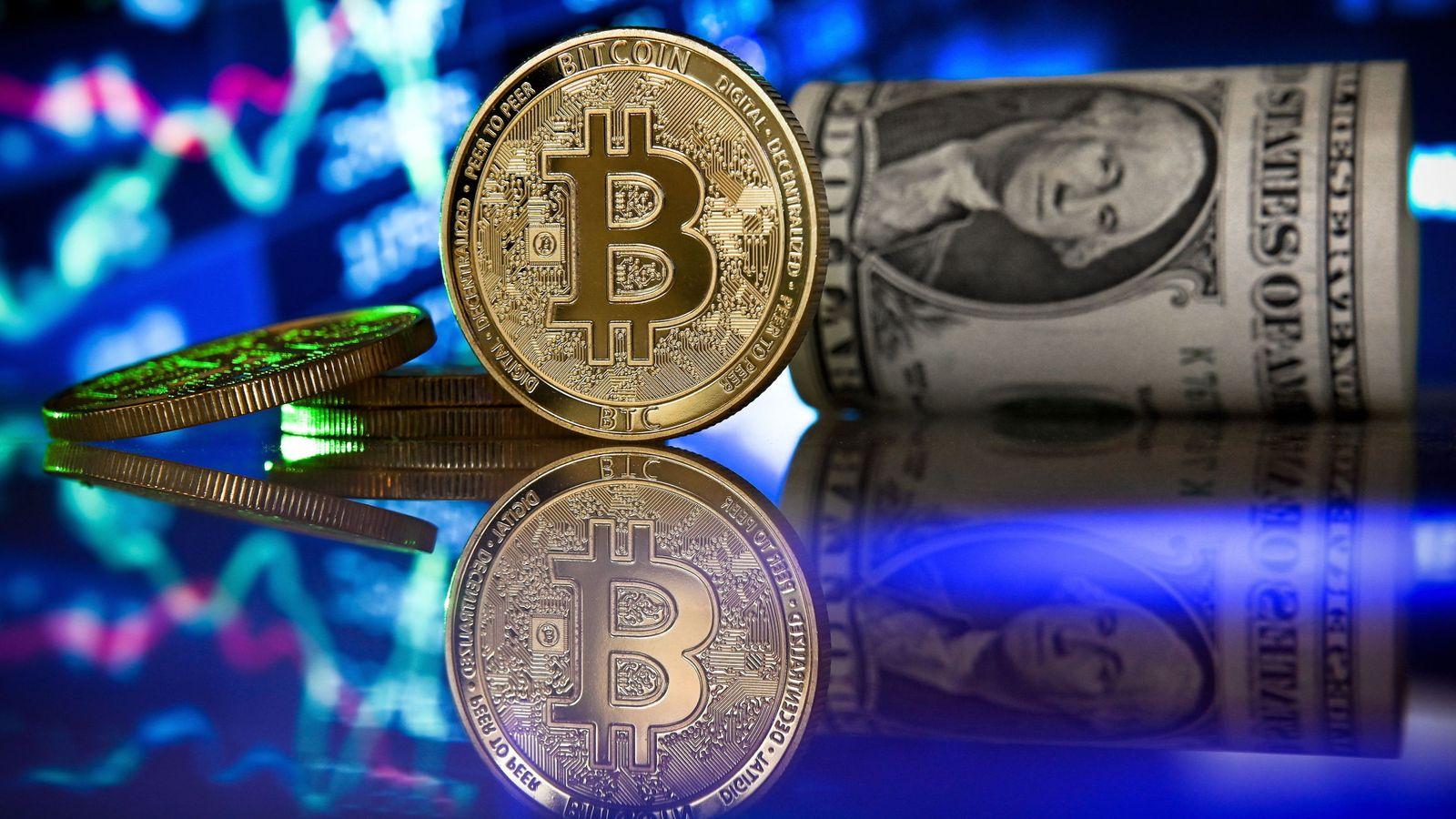 competencia al bitcoin