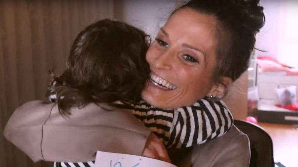 El emotivo vídeo en el que Verdeliss se reencuentra con sus hijos tras 'GH VIP 6'
