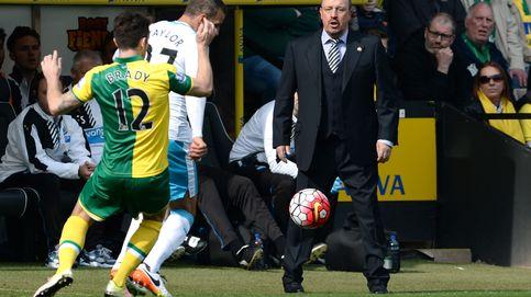 El Newcastle de Rafa Benítez sigue sin reaccionar y sufre un duro revés