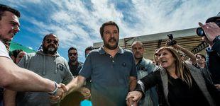 Post de Salvini difunde teorías conspiranoicas del terrorismo supremacista blanco