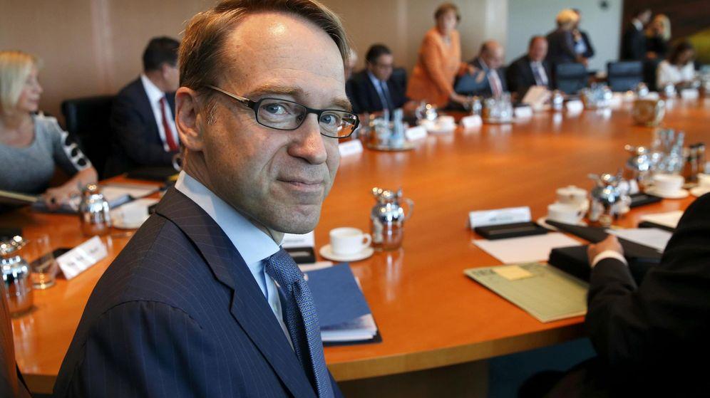 Foto: El presidente del Bundesbank, Jens Weidmann