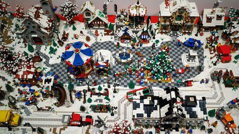 Inauguración de la exposición 'I love Lego'