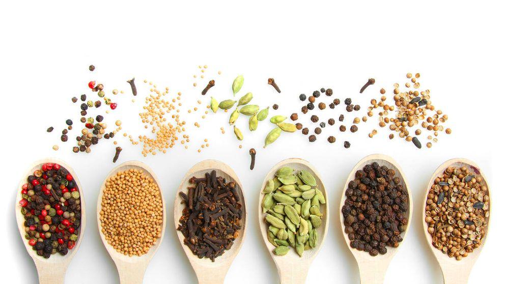 Extractos de especias para bajar el colesterol