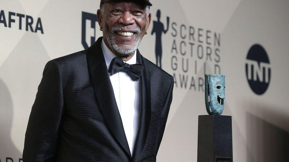 Acusan a Morgan Freeman de acoso sexual: Si venía, no nos poníamos nada ajustado