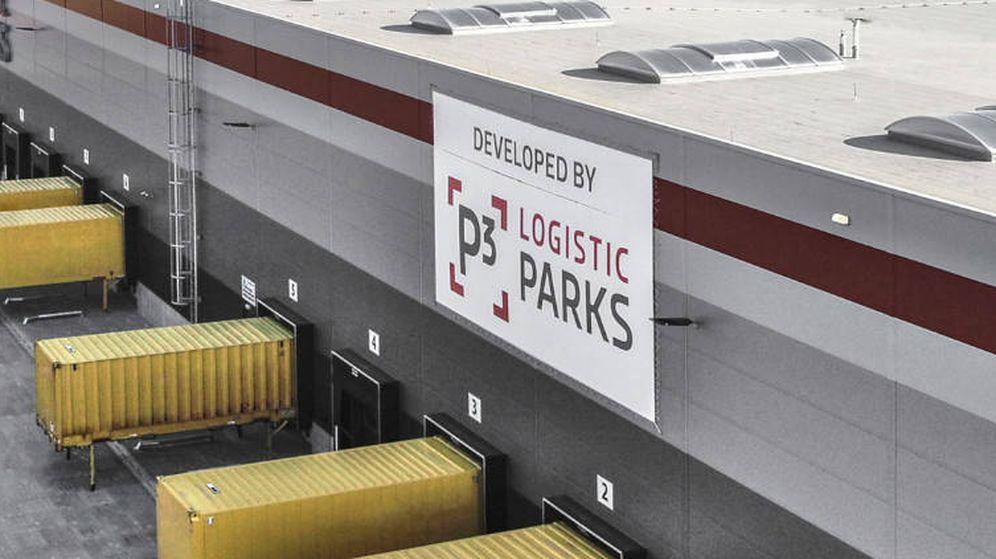 Foto: Parque desarrollado por P3.