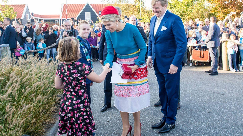 El look de la reina. (Cordon Press)
