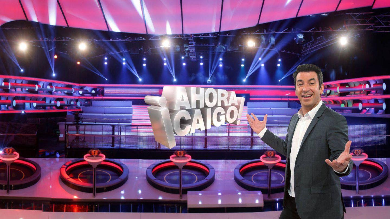 Arturo Valls, en '¡Ahora caigo!'. (Antena 3)
