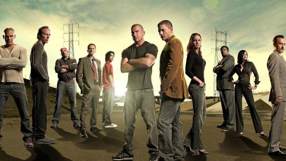 Foto: Imagen promocional de la nueva temporada de 'Prison Break'