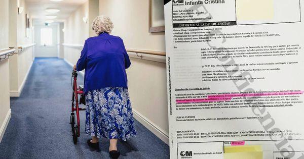 """Así se condenó a los ancianos: """"No se permite ingresar pacientes de residencias al hospital"""""""
