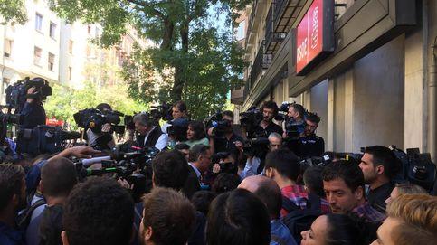 La Delegación del Gobierno monitorea las redes sociales y los accesos a Ferraz