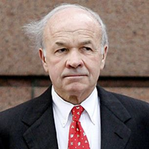 Kenneth Lay, presidente de Enron.