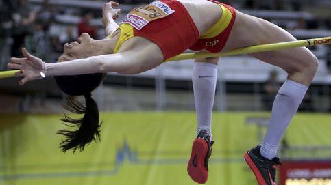 Ruth Beitia gana la Diamond League en Roma con la mejor marca mundial del año