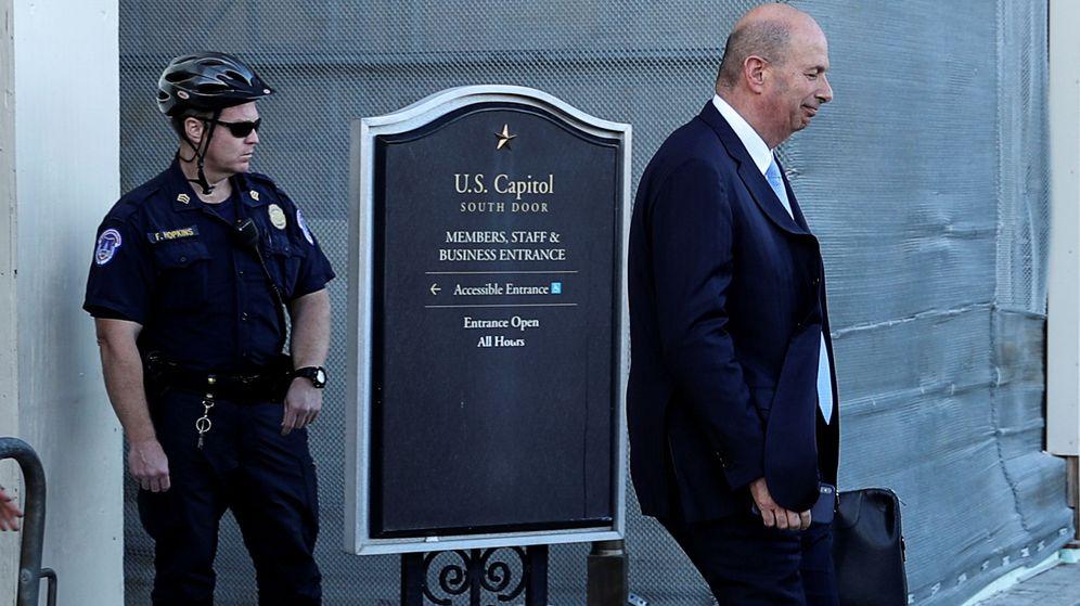 Foto: Gordon Sondland, Embajador de EEUU para la Unión Europea. (Reuters)