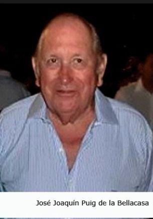 José Joaquín Puig de la Bellacasa.