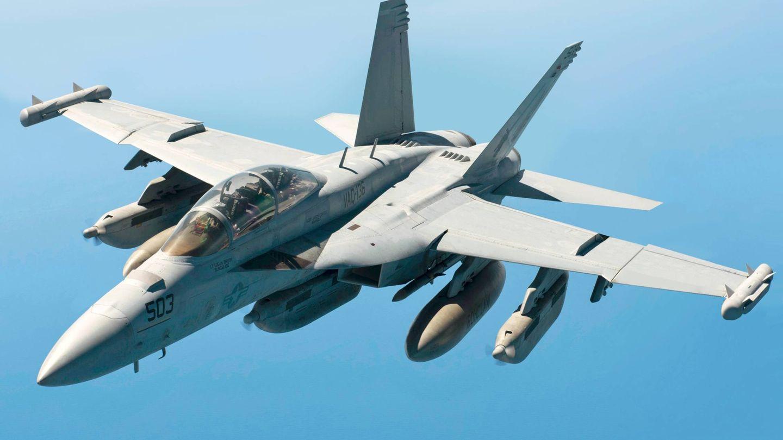 EA-18G Growler. (Foto: Wikimedia)