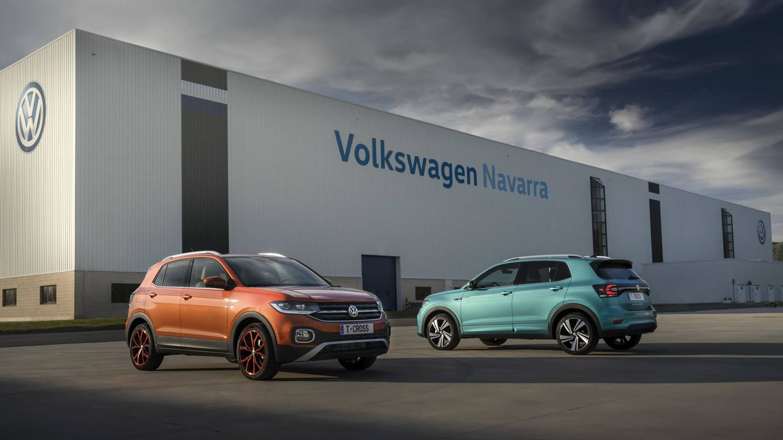 Lo que estudia Volkswagen para la reapertura de su fábrica en Navarra