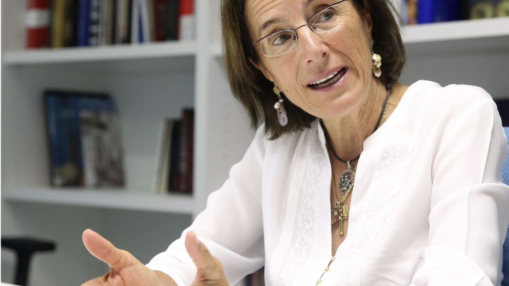 Foto: La periodista española Salud Hernández-Mora. (EFE)
