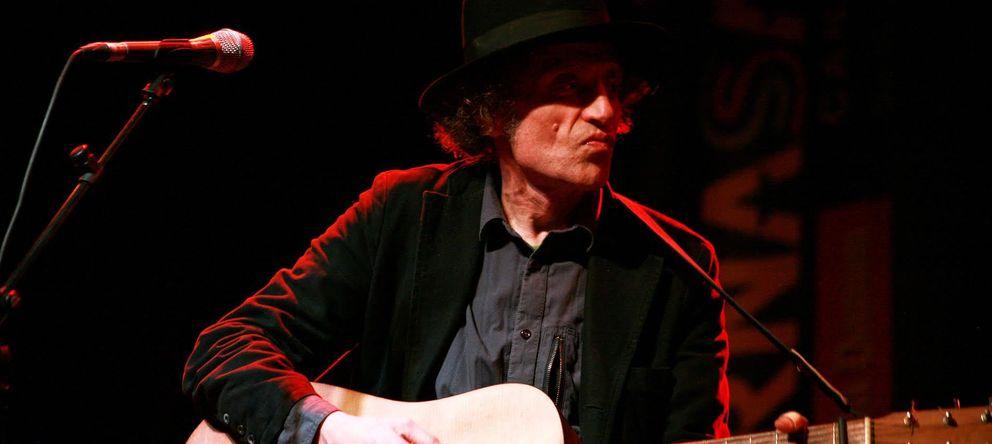 Foto: Xavier Baró en un concierto