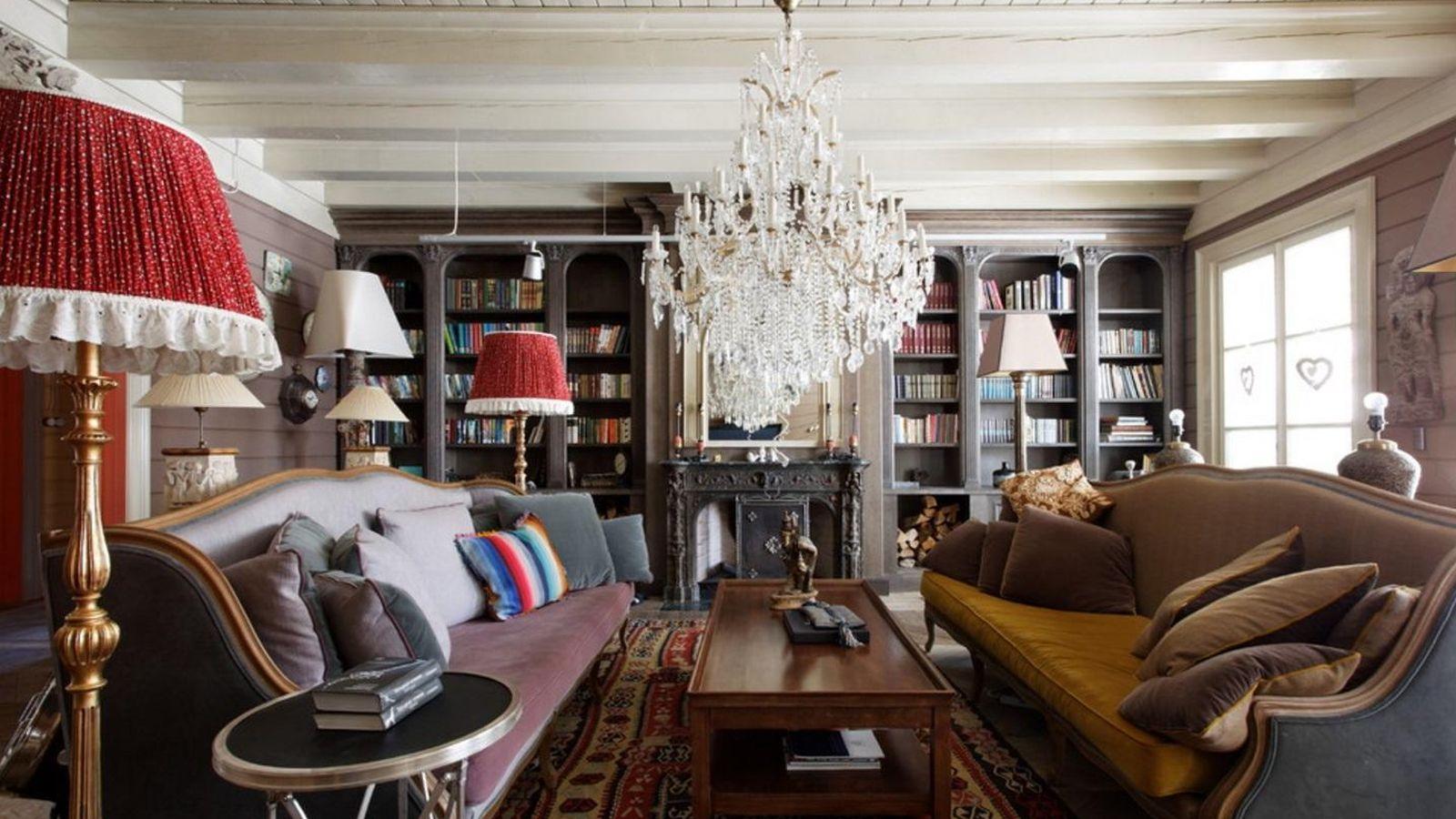 Decoraci n c mo combinar lo moderno con lo vintage en Decoracion contemporanea de interiores