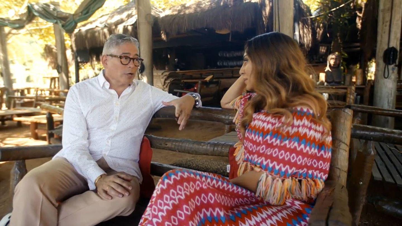 Boris Izaguirre y Mónica Naranjo, en 'Mónica y el sexo'. (Cuatro)