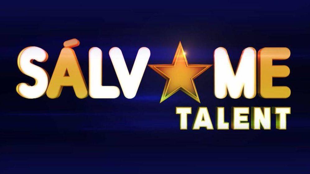 Foto: Logotipo de 'Sálvame Talent'. (Mediaset)