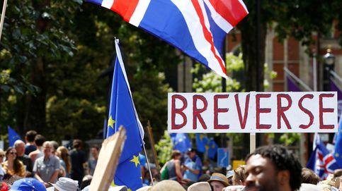 Reino Unido vuelve a salir a la calle dos años después del Brexit