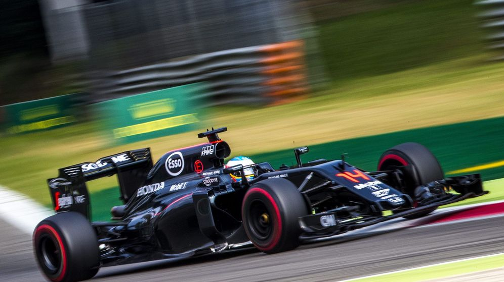 Fórmula 1 - GP de Italia: Triste luchar con un Manor: Alonso ...