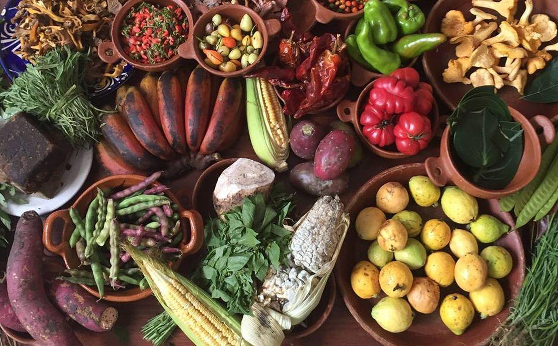 Foto: De Dinamarca a México: cambio de colores, olores, sabores...