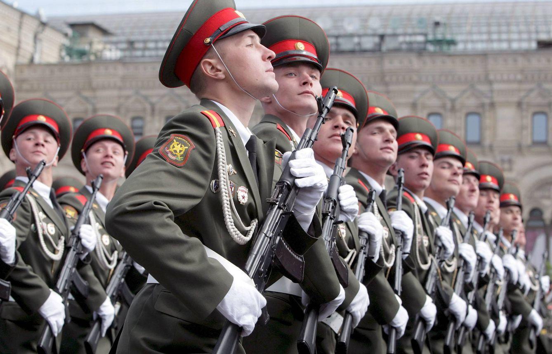 Foto: En la Unión Soviética también se reían. En serio. (Efe)