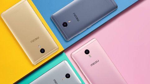 Meizu lanza el M3 Max, un 'phablet' de 230 euros que planta cara a Xiaomi