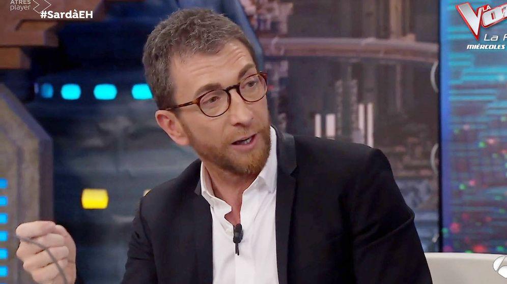 Foto: Pablo Motos en 'El hormiguero'. (Atresmedia Televisión)