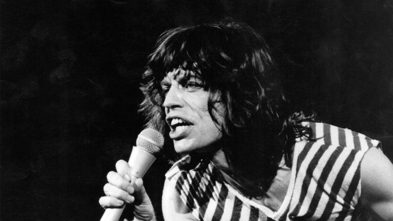 Mick Jagger. (Getty)