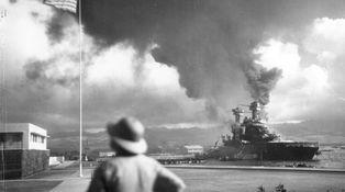 Un Méndez de Vigo en Pearl Harbor