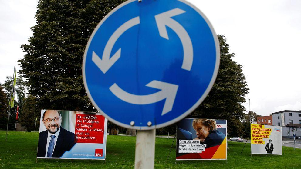¿Quién gobernará con Merkel? Coaliciones posibles para las elecciones alemanas